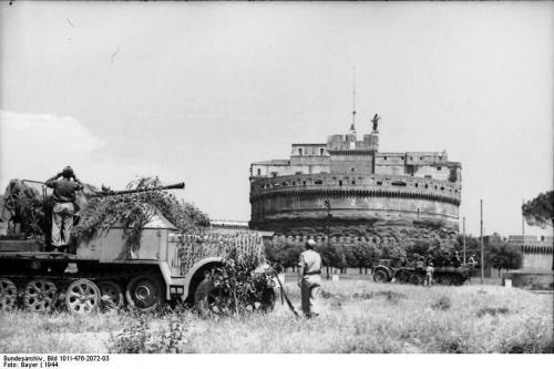Фотографии из немецкого федерального архива часть 28 (126 фото)