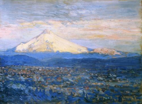 Американский художник - импрессионист Фредерик Чайльд Гассам 1859 - 1935 (448 фото)