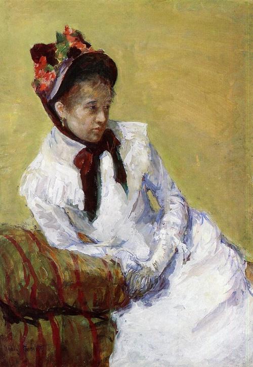 Художник импрессионист Мэри Кассат 1845 – 1926 (284 работ)