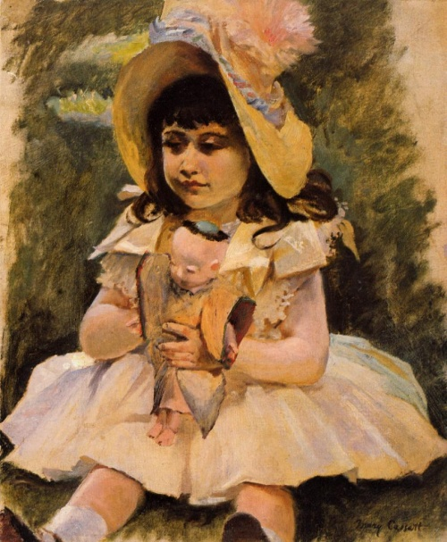 Художник импрессионист Мэри Кассат 1845 – 1926 (284 фото)