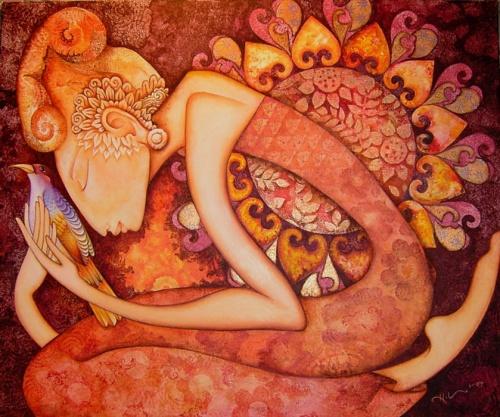 Мистические картины Холли Сьерра (20 работ)