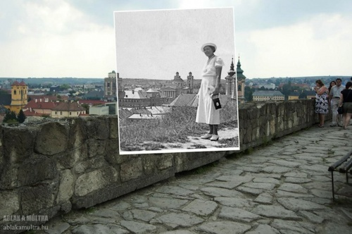 """""""Окно в прошлое"""" художника и фотографа Kerenyi Zoltan (13 фото)"""