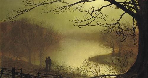 Работы John Atkinson Grimshaw (141 фото)