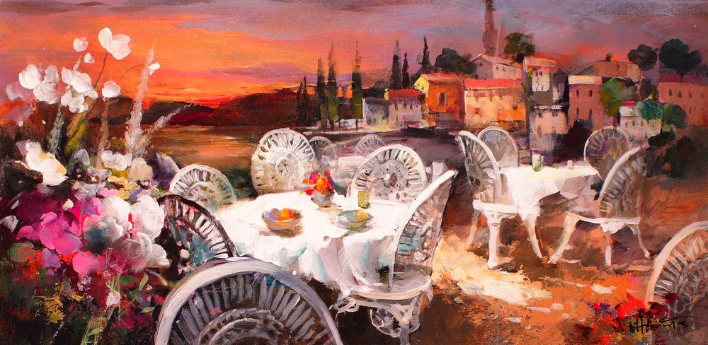 http://cp14.nevsepic.com.ua/206/20529/1385240680-52484-geschilderd-terrasjes-met-uitzicht-op-stad-en-zee1.jpg