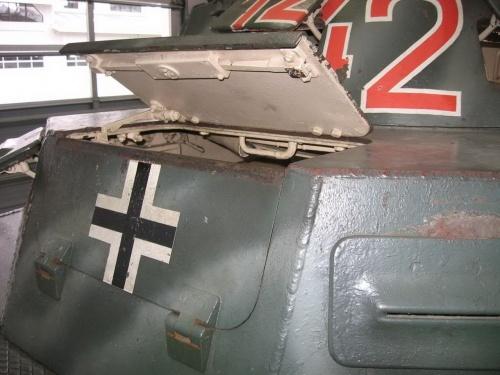 Фотообзор - немецкий легкий танк Pz.Kpfw.I Ausf.A (25 фото)