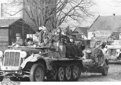 Фотографии из немецкого федерального архива часть 31 (138 фото)