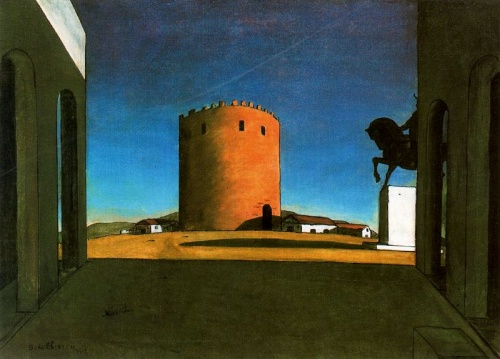 Работы итальянского художника Джорджо Де Кирико (227 работ)