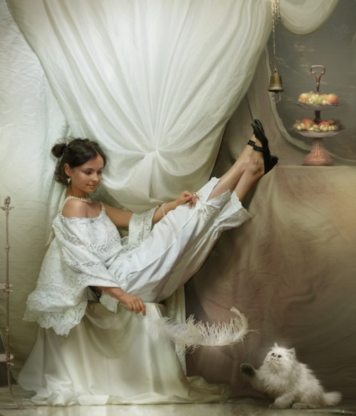 Работы питерского фотохудожника Владимир Федотко (32 работ)