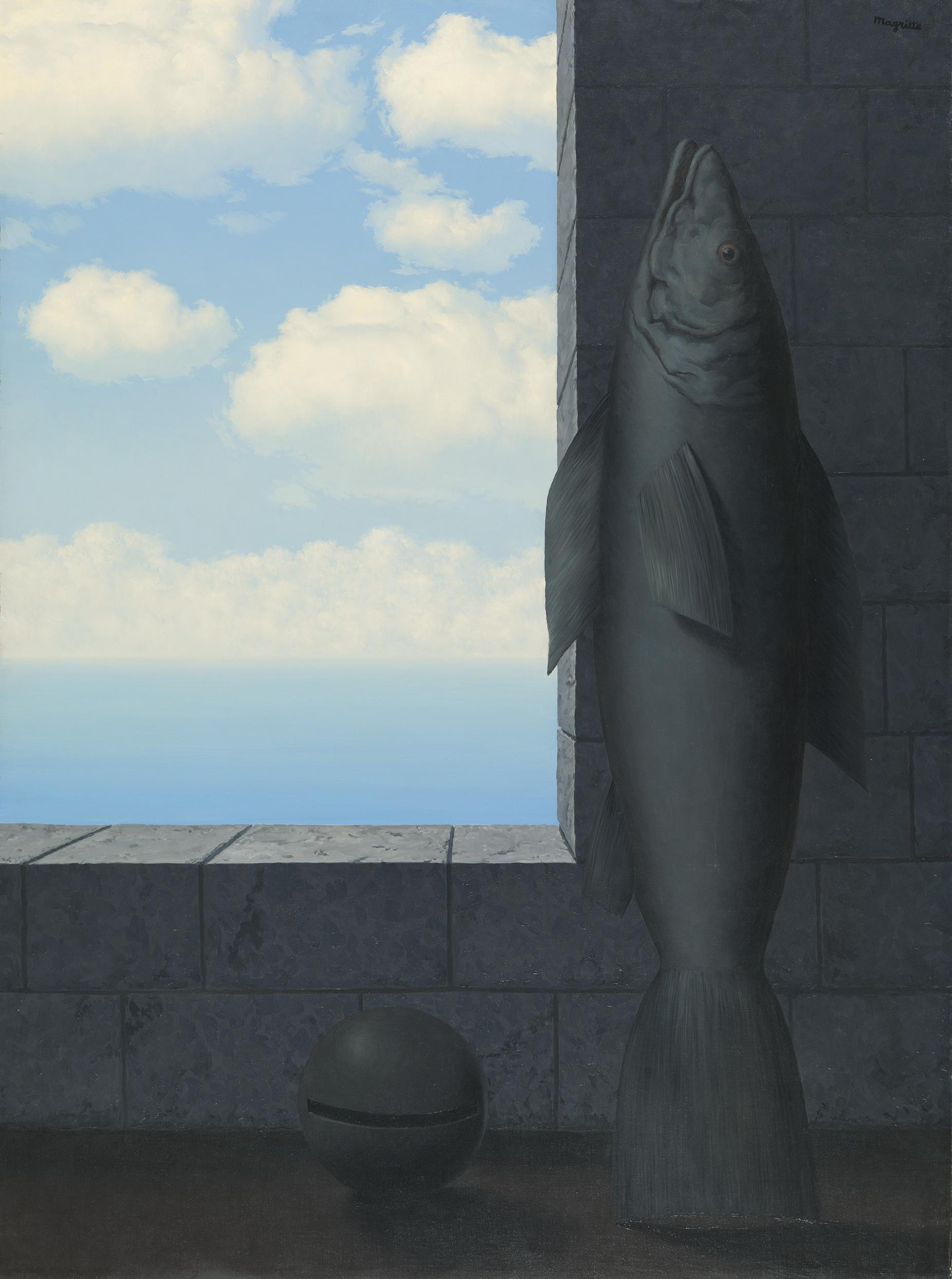 essay regarding rene magritte
