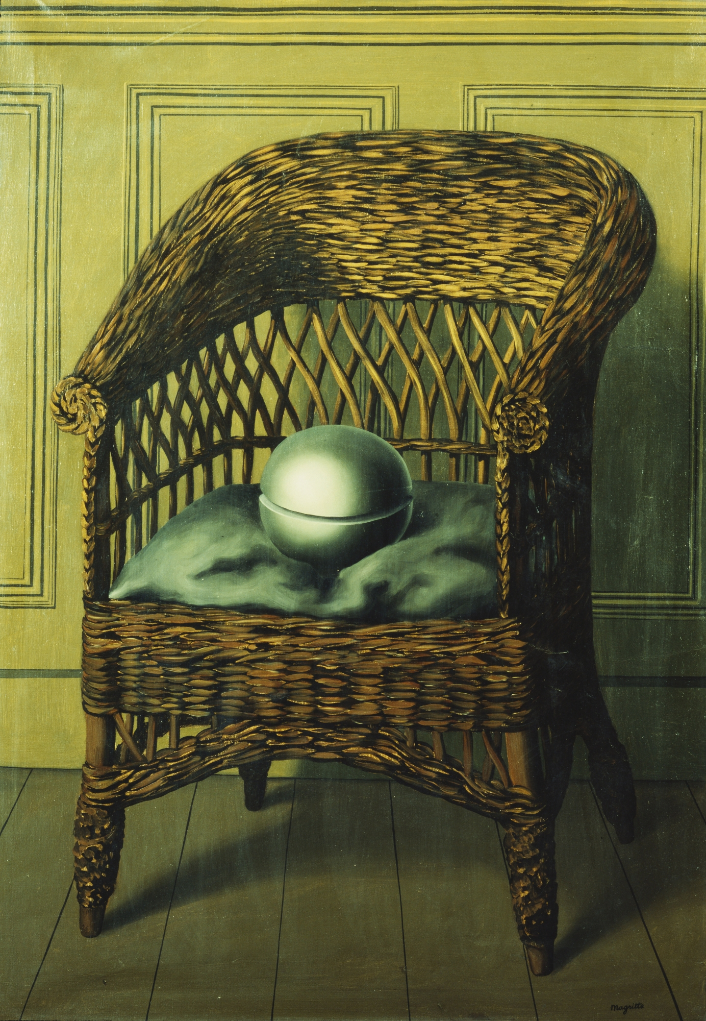 a biography of rene magritte the surrealist painter