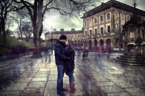 История любви двух фотографов - Аарон и Рози (23 фото)