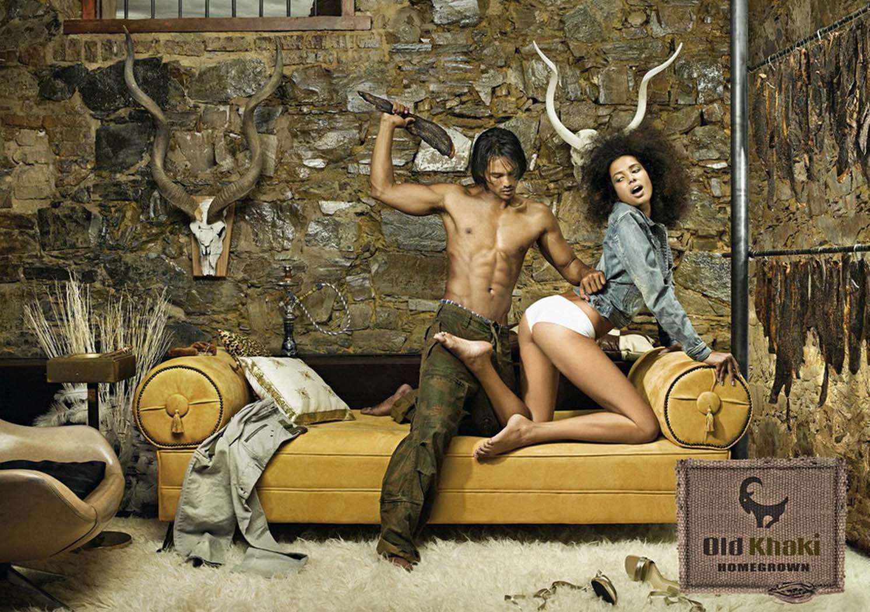 Эротика в рекламе фото 19 фотография