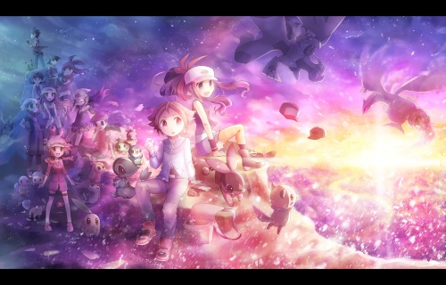 Blunt's Big Anime Wallpaper Collection p.15 (391 фото)