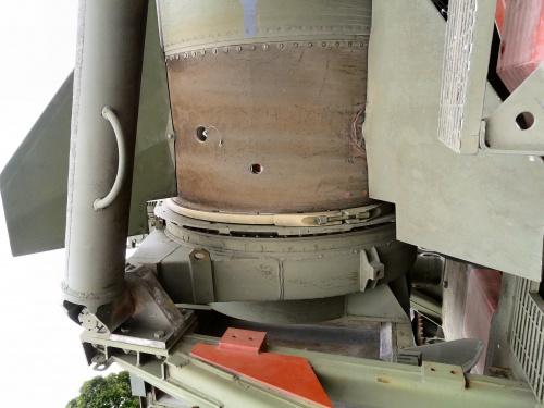 Фотообзор - американская ракета среднего радиуса действия Pershing II Erector Launcher (103 фото)
