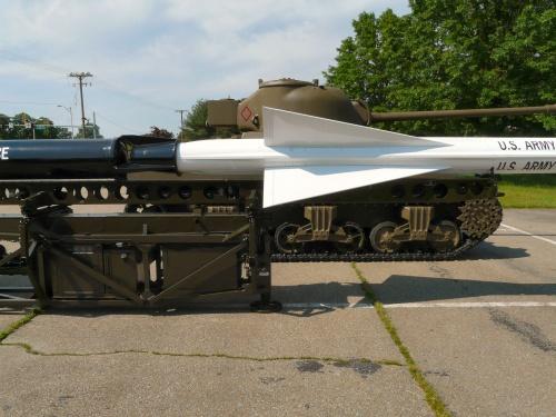 Фотообзор - американский ЗРК MIM-3 Nike Ajax (52 фото)