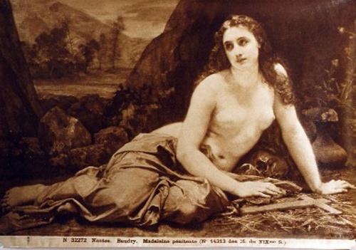 Художник Paul Baudry (1828-1886) (51 фото)