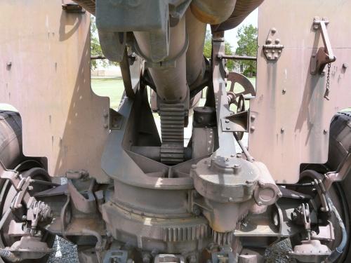Фотообзор - американская пушка M1 калибра 4.5in (58 фото)