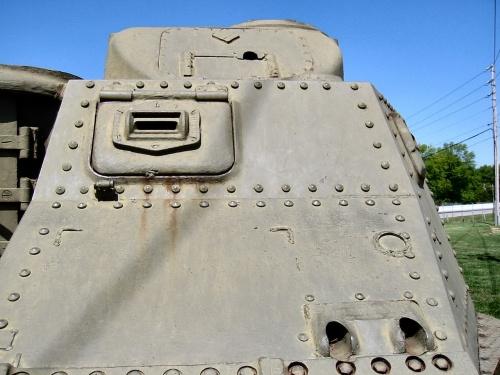 Фотообзор - американский танковый ремонтный транспортер M31B2 TRV (23 фото)