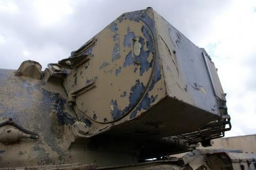 Фотообзор - британский основной боевой танк FV4201 Chieftain Mk.3 (153 фото)