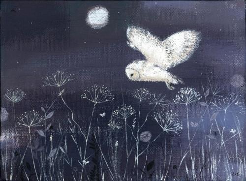 Маленькие радости сельской жизни художницы Lucy Grossmith (28 работ)