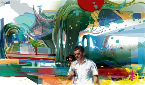 Работы молодой русской художницы под ником LimKis (167 фото)