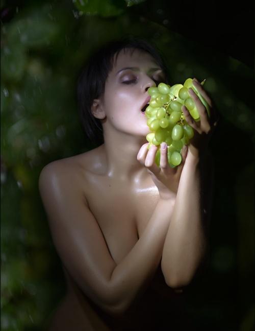 Фотосессия с стиле ню от компании Квазиграфика (153 фото) (эротика)