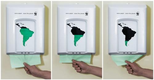 Креативная реклама (91 фото)