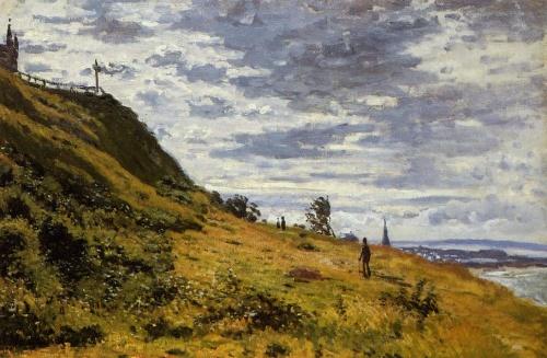Французский живописец Оскар Клод Моне (1080 работ)