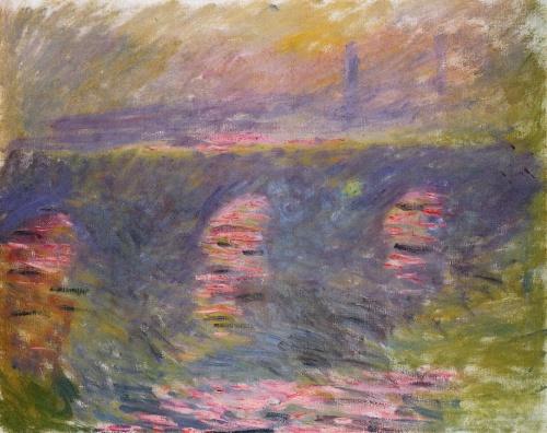 Французский живописец Оскар Клод Моне (1080 фото)