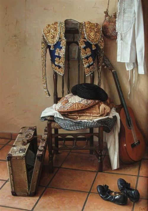 Художник-самоучка Antonio Guzman Capel (178 фото)