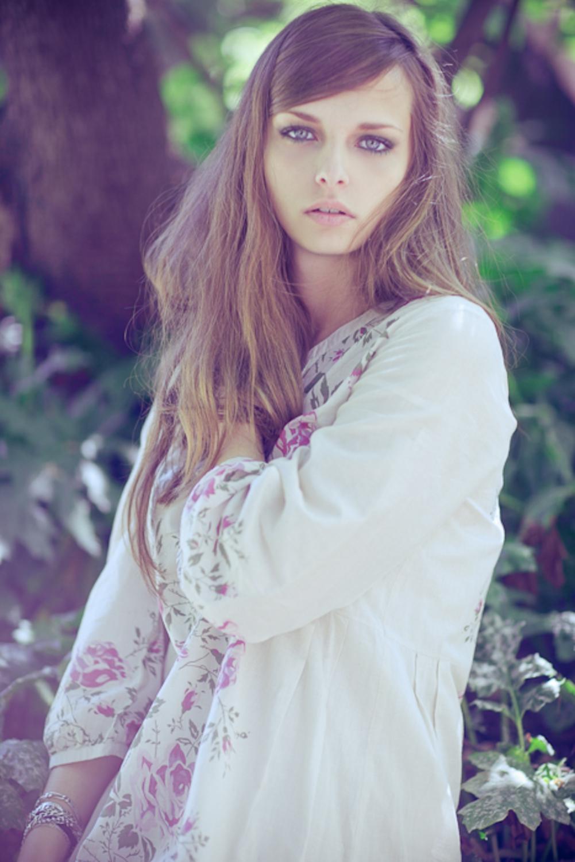 Фото красивых девушек посты