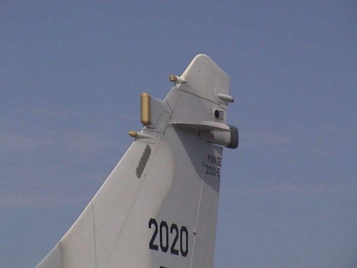 Фотообзор - французский истребитель Mirage 2000-5 (54 фото)