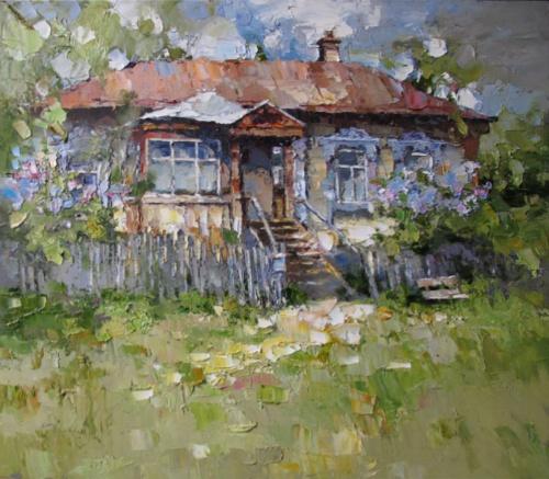 Работы художника Алексея Зайцева (78 фото)