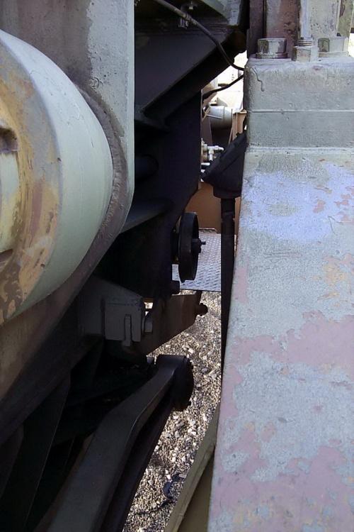 """Фотообзор - американская """"атомная"""" пушка M65 калибра 280 mm (115 фото)"""