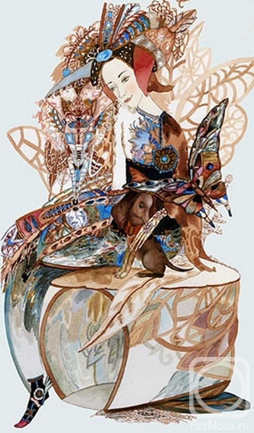 Белорусский художник Тараскина Наталья (125 работ)