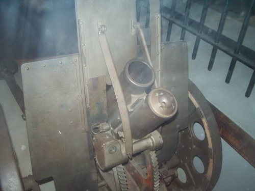 Фотообзор - японская гаубица калибра 70mm Type 92 (27 фото)