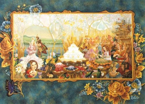 В мире сказок художника-иллюстратора Shirley Barber (49 работ)