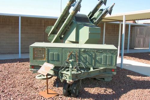 Фотообзор - американский мобильный ЗРК M48A2 Chapparel (45 фото)