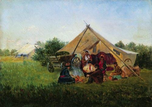 Константин Егорович Маковский (1839-1915). Неповторимый русский стиль