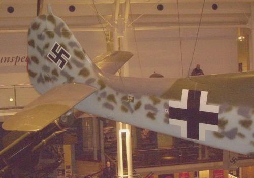 Фотообзор - немецкий истребитель Focke-Wulf Fw 190 (45 фото)