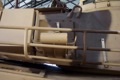 Фотообзор - французский основной боевой танк AMX-40 (115 фото)