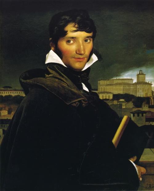 Французский художник Жан Огюст Доминик Энгр (61 фото)