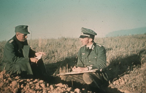 Фотографии из немецкого федерального архива часть 39 (99 фото)