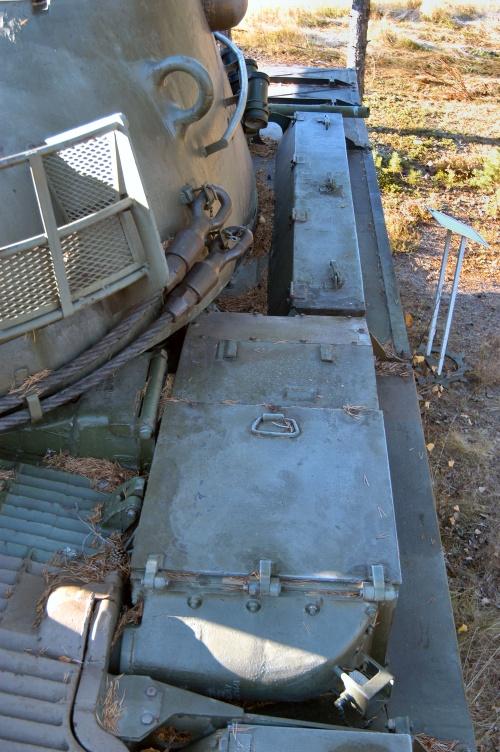 Фотообзор - американский основной боевой танк M48A5 (67 фото)