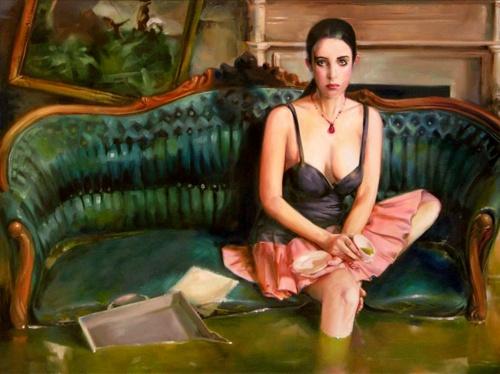 Художница Cynthia Sheppard (26 фото)