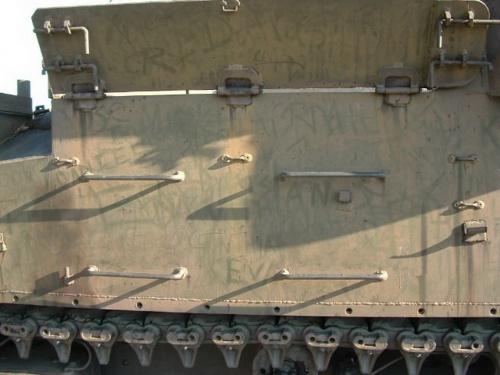 Фотообзор - американское АСУ M7 Priest (28 фото)