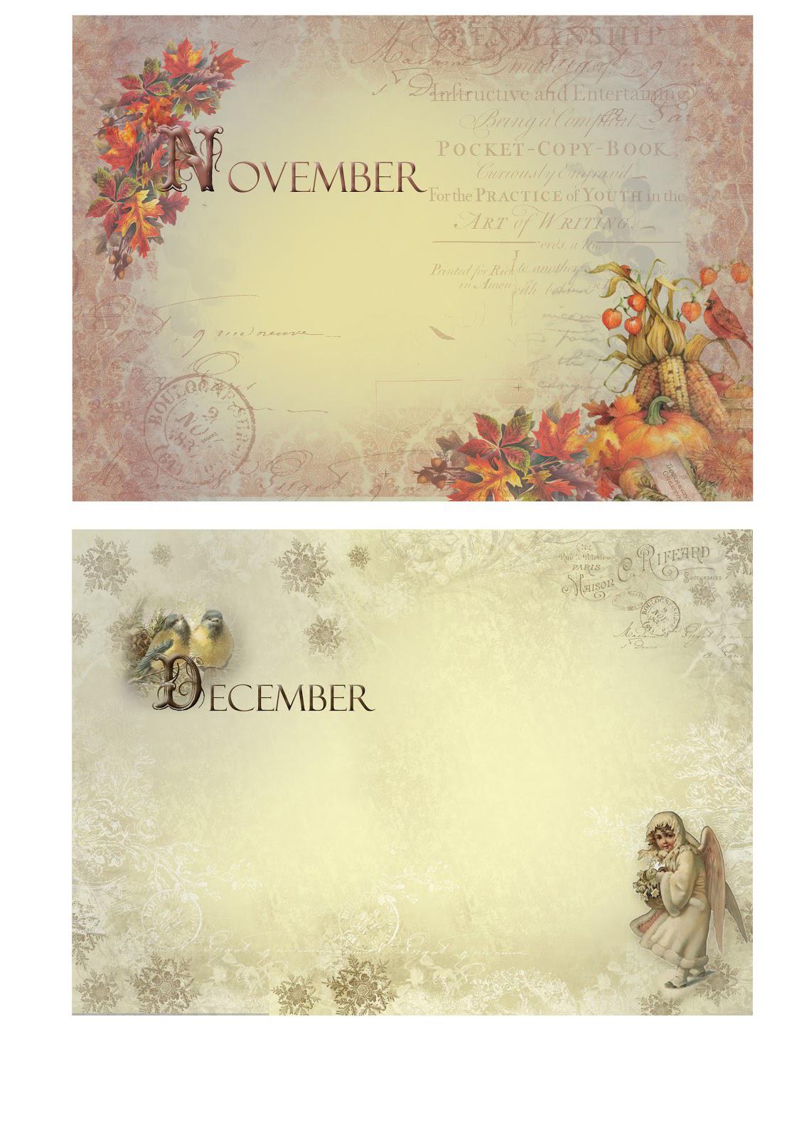 Винтажные фоны для открытки с