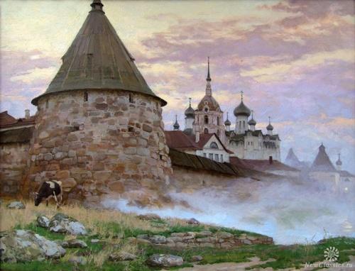 Художник Николай Бурдыкин (31 фото)