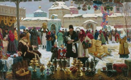 Русские красавицы Владислава Нагорнова (53 фото)