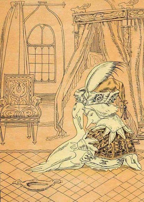 Иллюстратор Элеонора Ивановна Левандовская (54 фото)
